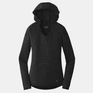 ® Ladies Tri Blend Performance Pullover Hoodie Tee Thumbnail