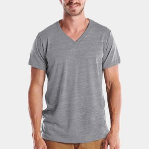 Men's 4.9 oz. Short-Sleeve Triblend V-Neck Thumbnail