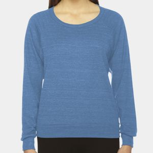 Ladies' Triblend Lightweight Raglan Pullover Thumbnail