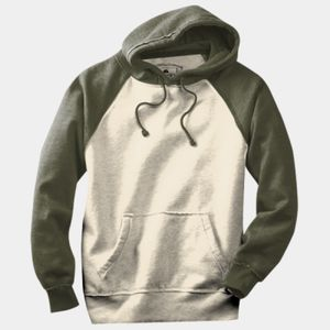 Adult Vintage Heather Pullover Hood Thumbnail